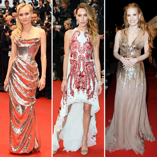 2012 Cannes Film Festival Fashion Round-Up: Every Look, Every Angle from Diane Kruger, Freida Pinto + more