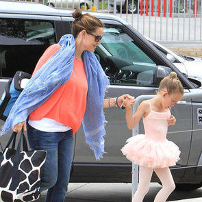 Celebrity Pictures on Mother's Day
