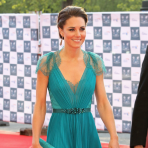 Kate Middleton Wears Teal Twice - See Her Looks Up Close
