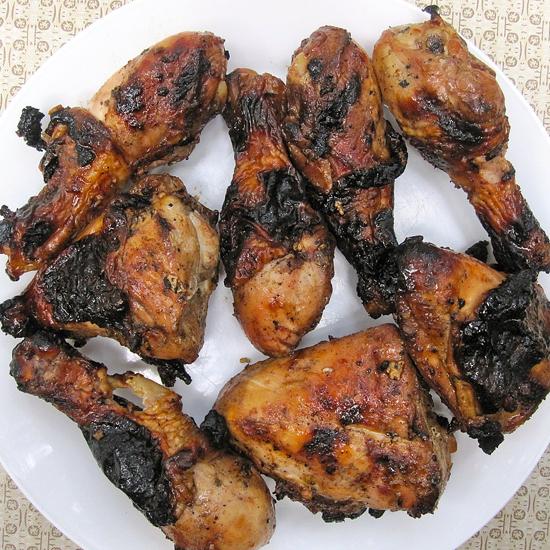 Pollo Asado Negro