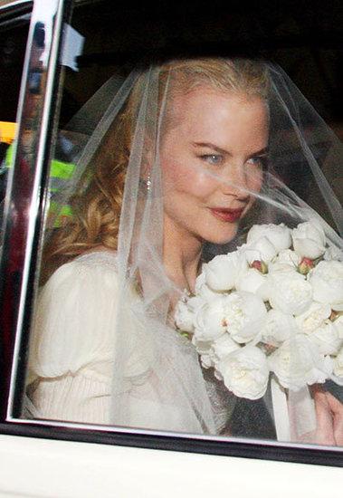 Nicole Kidman's Eager Arrival