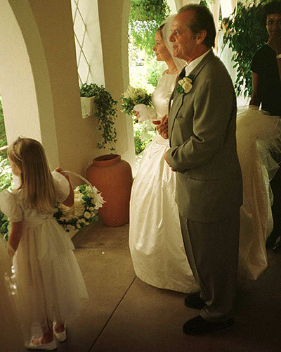A Famous Father of the Bride