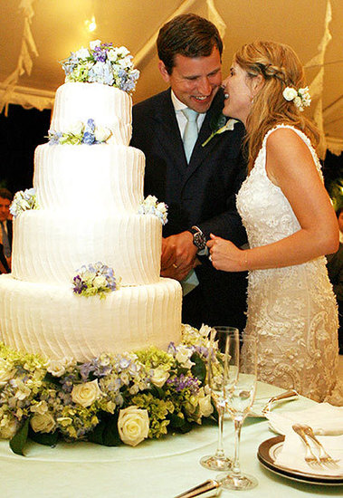 Henry and Jenna Bush Hager's Rustic Cake