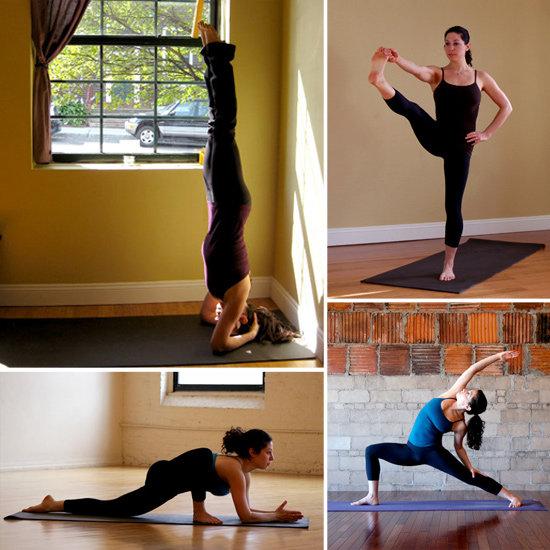 Hard Yoga Poses Names