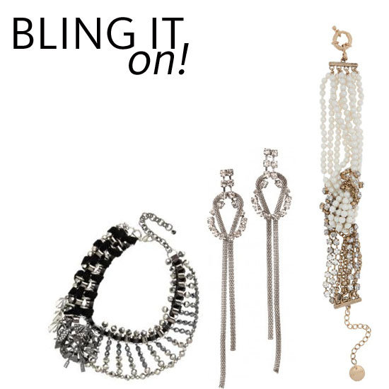 Top Five Statement Accessories for Every Budget: Jewels at Every Price from Mimco to Colette, Oroton to Sportsgirl!