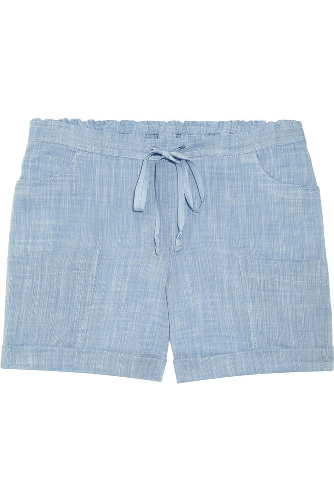 You know how much you love your chambray shirt? Consider these shorts your new best friend this season.  Elizabeth and James Burke Shorts ($245)