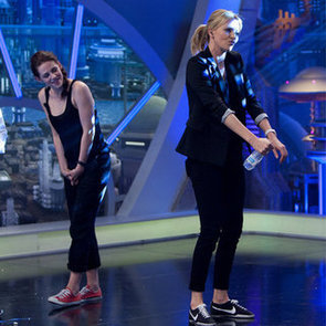 Kristen Stewart Charlize Theron on El Hormiguero (Video)