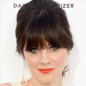 Zooey Deschanel's Hair and Makeup Look at the 2012 Billboard Music Awards