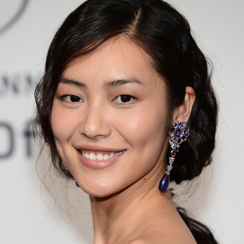 Liu Wen at Chopard's Mystery Party