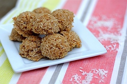 Healthy Low-Carb Macaroon Cookie Recipe | POPSUGAR Fitness