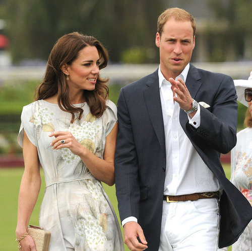 Prince William and Kate Middleton enjoyed a trip to Santa Barbara, for a polo match in July 2011.