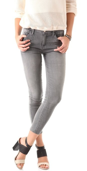 Goldsign Virtual High Rise Skinny Jeans ($240)