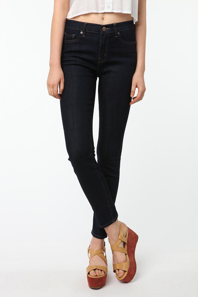 BDG Cigarette High-Rise Jean in Deep Indigo ($58)