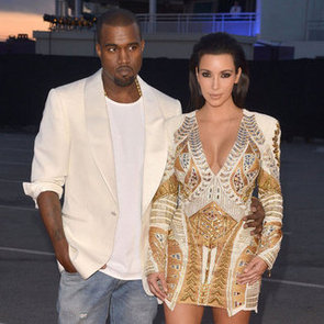 Kanye West Cannes Party Pictures