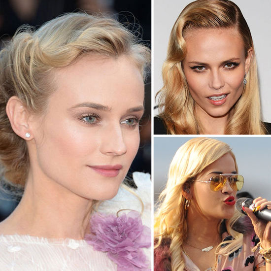 More Beauty Looks From 2012 Cannes Film Festival