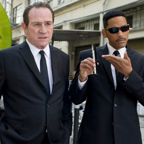 Men in Black 3 Movie Review