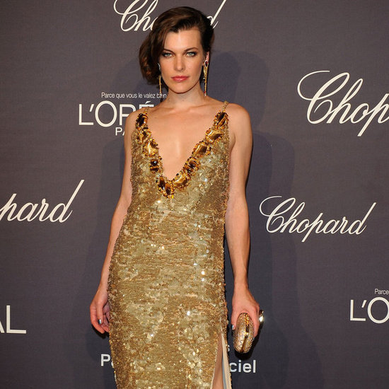 2012 Cannes Film Festival Chopard and L'Oreal Celebrity Party Pictures