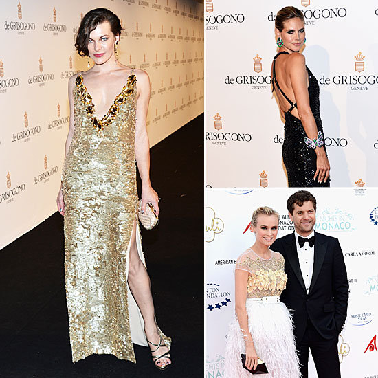 2012 Cannes Film Festival Red Carpet Round-Up: Every Look, Every Angle from Kristen Stewart, Heidi Klum+ more