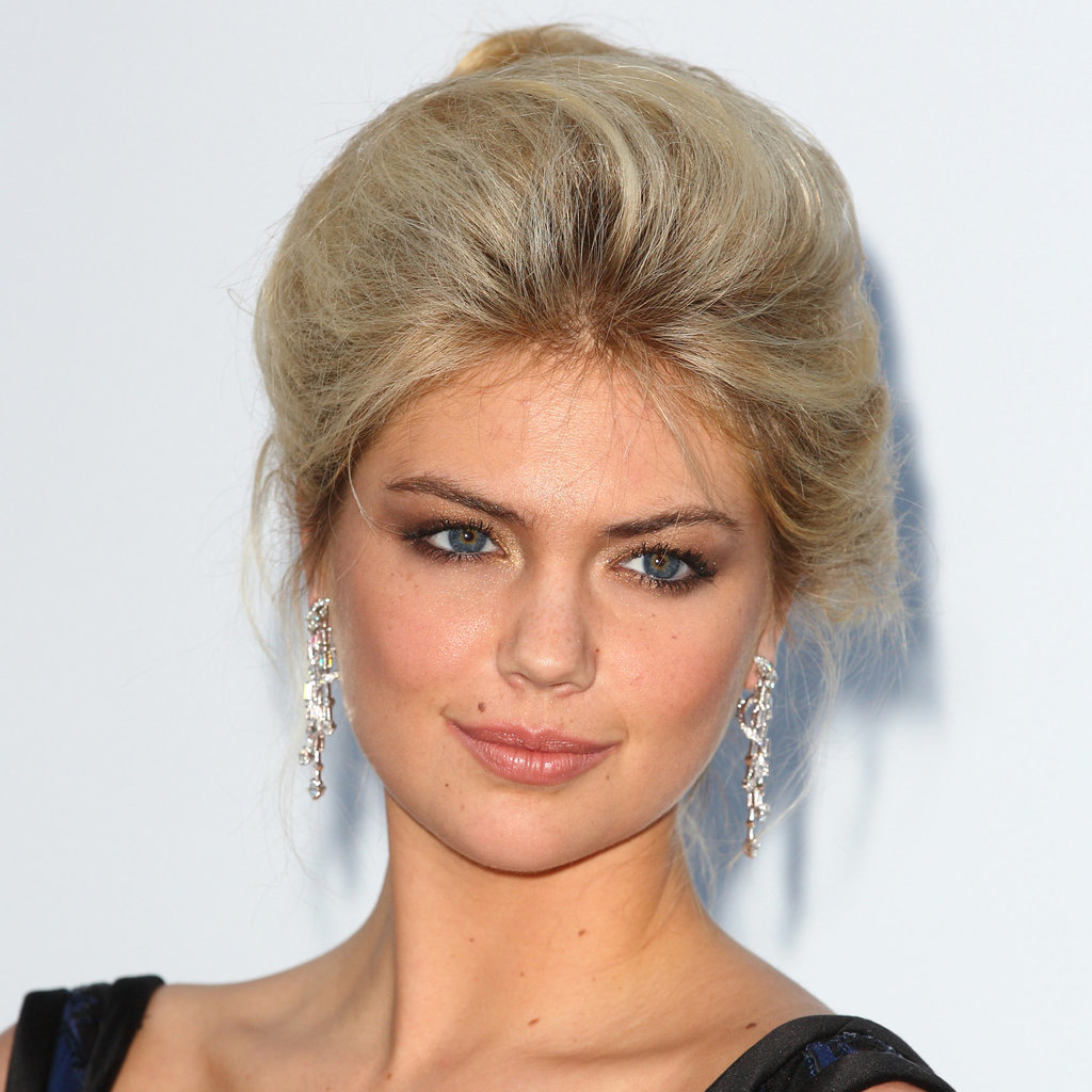 Kate Upton at the amfAR Gala