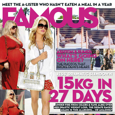 Australian Weekly Magazine Round Up With Who, Grazia, New Idea and Famous
