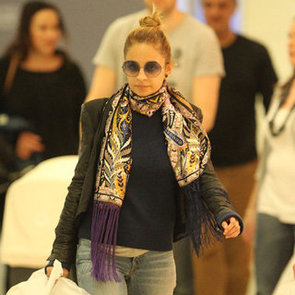 Nicole Richie Pictures Shopping at Westfield Bondi Junction