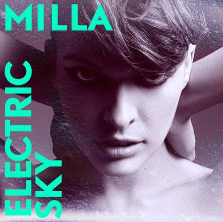 Milla Jovovich Electric Sky Single