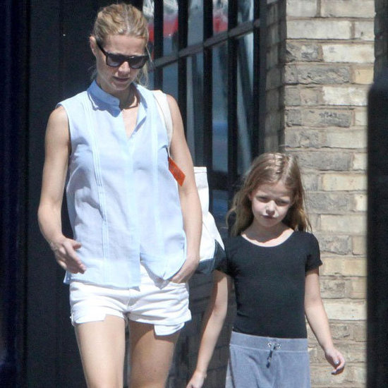 Gwyneth Paltrow Short Shorts Pictures