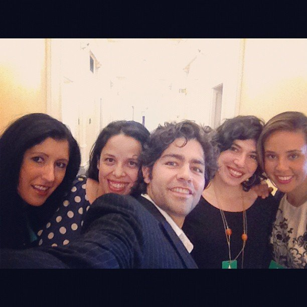Adrian Grenier hit the White House to discuss food empowerment for kids.  Source: Instagram user adriangrenier