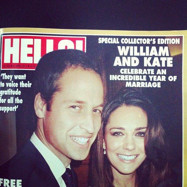 "Camillaleila said British tabloids make her ""so, so happy."""