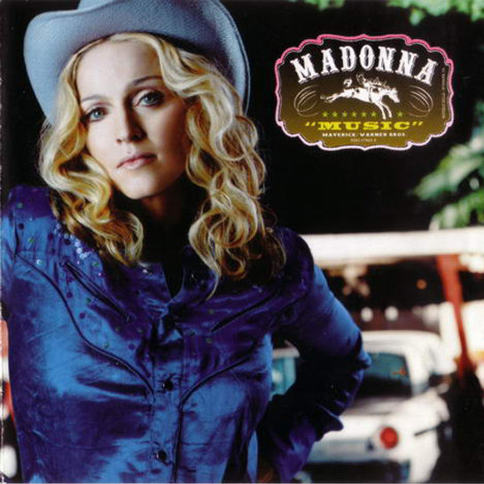 """""""Music"""" by Madonna"""