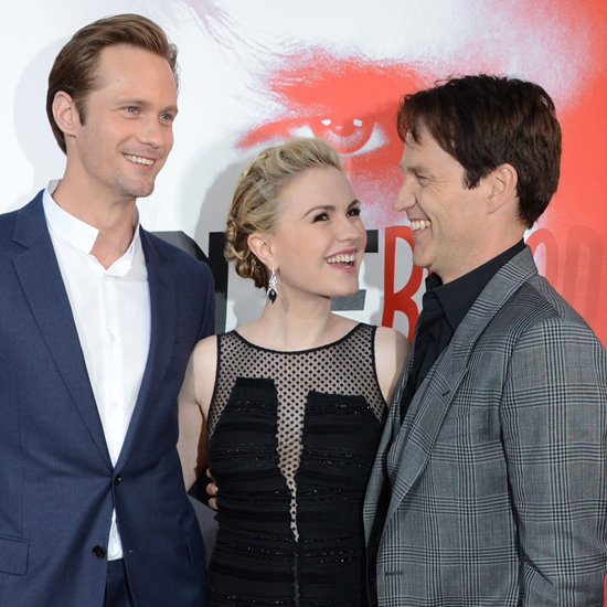 Anna Paquin at True Blood Season Five Premiere
