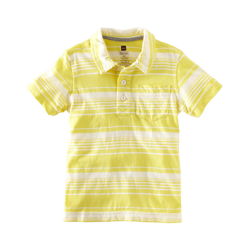 Tea Collection Kangin Striped Polo ($30)
