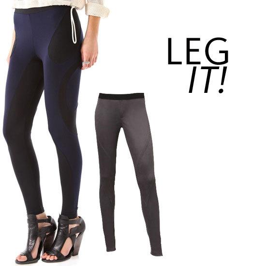 The Essential Winter Wardrobe: Shop Ten of the Best Leggings Online Via Seed, Witchery, Sportsgirl, Burberry + More