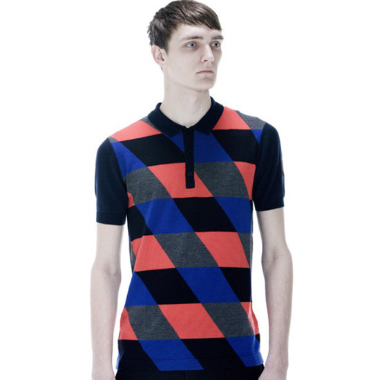 Raf Simons Revives Fred Perry Collaboration