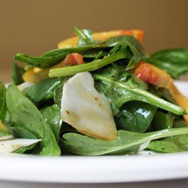 Fenugreek Goat Cheese Salad