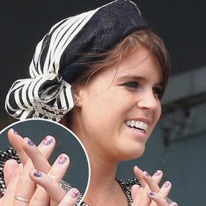 How To Get Princess Eugenie's Jubilee Union Jack Manicure
