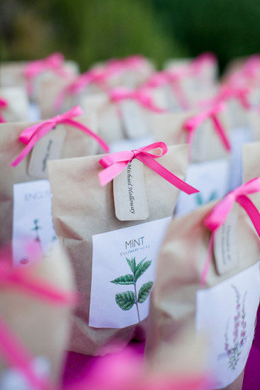 Gift Eco-Friendly Favors