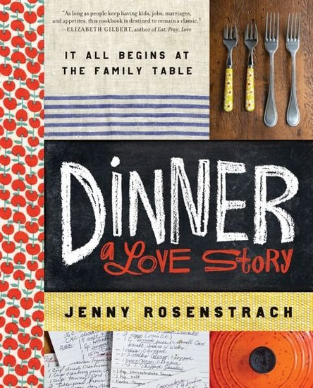 Inside the Pages of Dinner: A Love Story