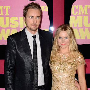 Kristen Bell CMT Music Awards Pictures 2012