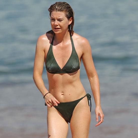 Ellen Pompeo Bikini Pictures