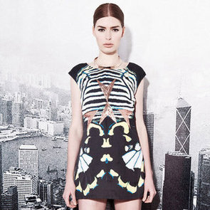 See Hunt No More Spring 2012 Look Book: Neon, Graphic Prints, Sequin Shorts, Animal Print, Sheer - They've Got It All