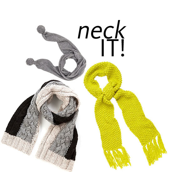 Ten Winter Scarves Online