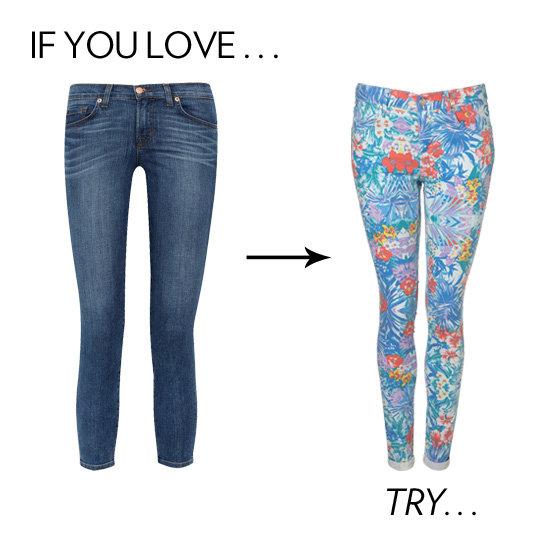 Neue Jeanstrends für den Sommer
