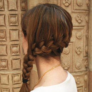 Katniss Everdeen's Braid How To