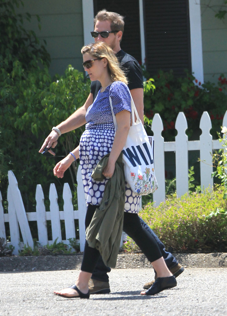 Drew Barrymore and new husband Will Kopelman relaxed in Montecito on their honeymoon.
