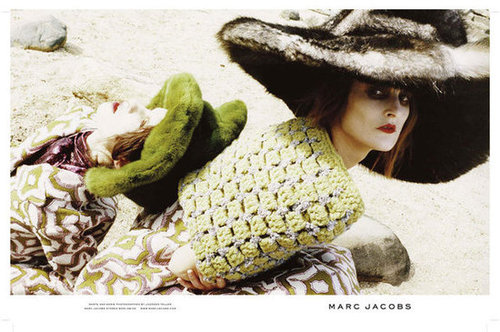 Marc Jacobs and Juergen Teller team up once again for the designer's Fall '12 campaign.