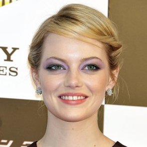 Emma Stone's Vintage Updo For The Amazing Spiderman: Get The Look