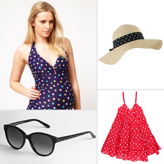 Some For You, Some For Her: Bring These Classic Polka-Dotted Picks to the Beach!