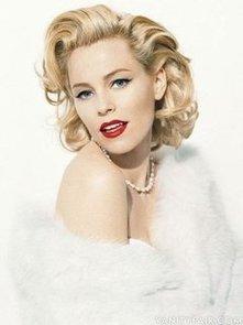 Elizabeth Banks Channels Marilyn Monroe For Vanity Fair