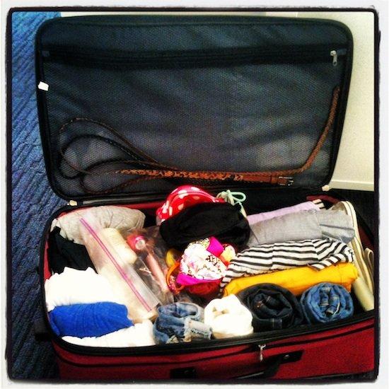 Packing Light For Summer Travel